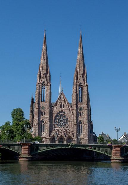 Parcours : Point d'intérêt : Eglise Saint-Paul