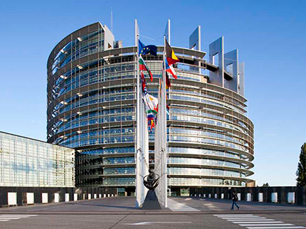 Parcours : Point d'intérêt : Le Parlement Européen