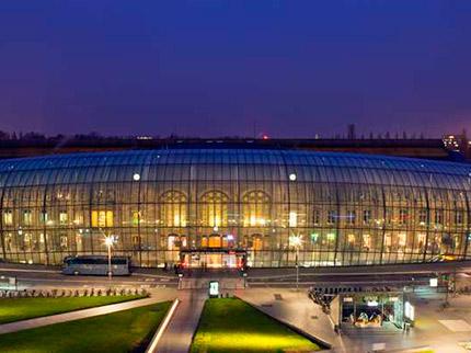 Parcours : Point d'intérêt : Gare centrale